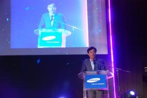 Mr Yu Jai Sul, Managing Director, Samsung Malaysia